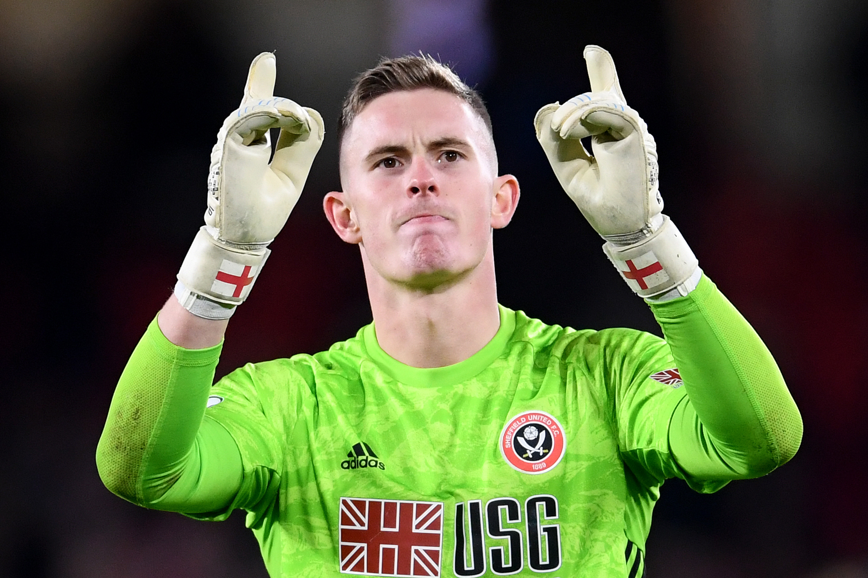 Dean Henderson: the Blade who is cutting through the English top ...