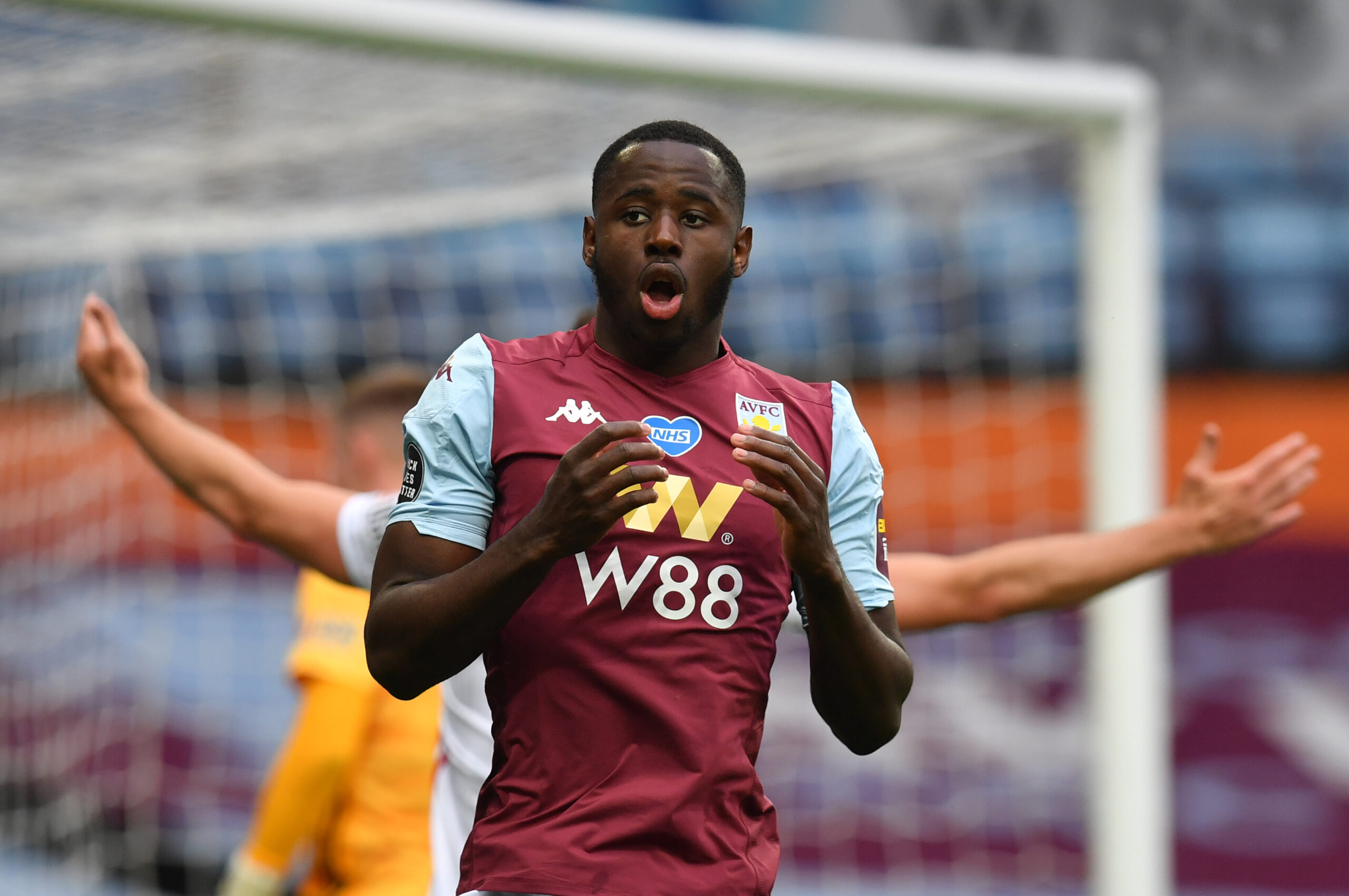 Keinan Davis: how Dean Smith blooded Aston Villa's potential Premier League saviour