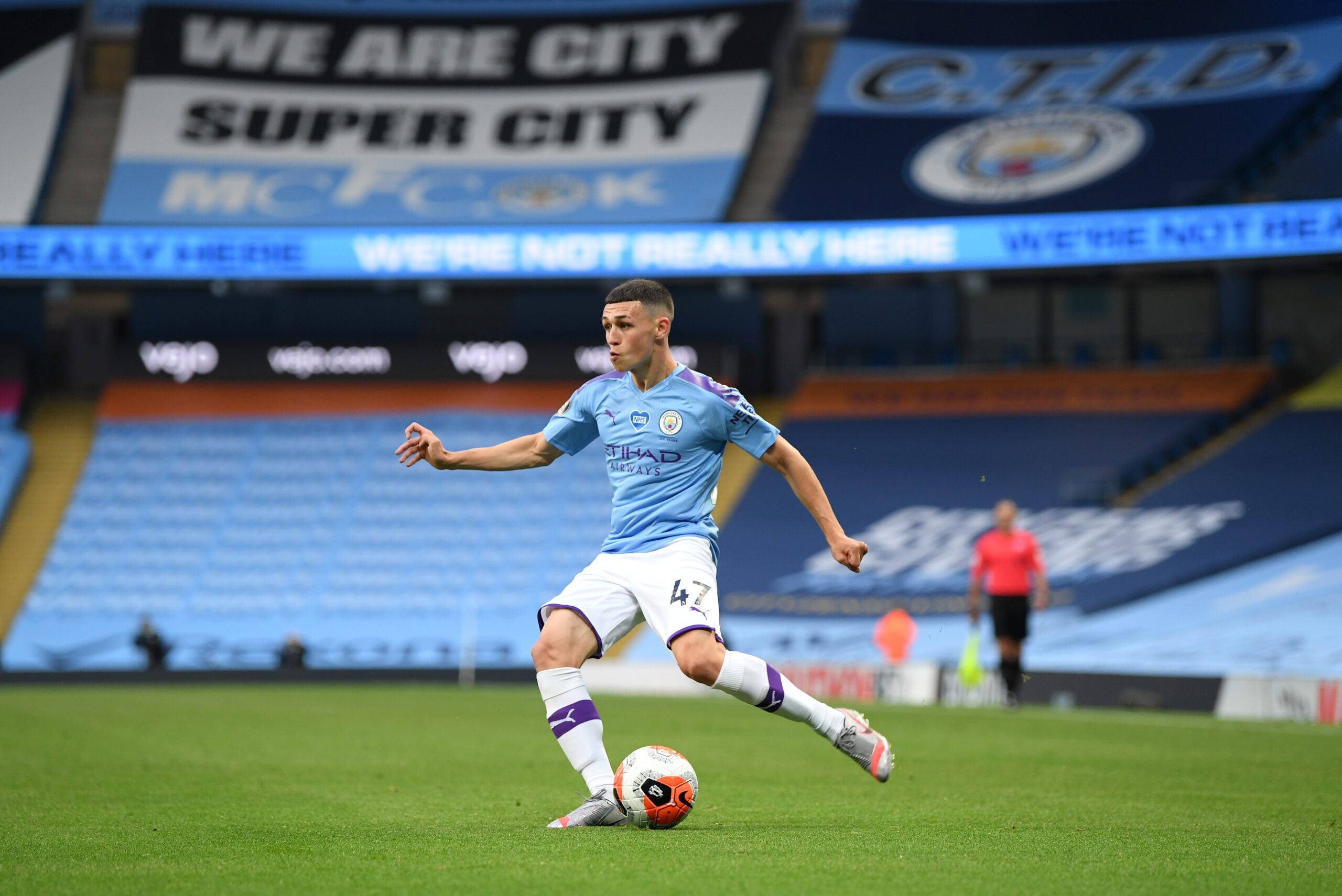 Phil Foden: how City's 'Stockport Iniesta' is finally fulfilling his potential at The Etihad