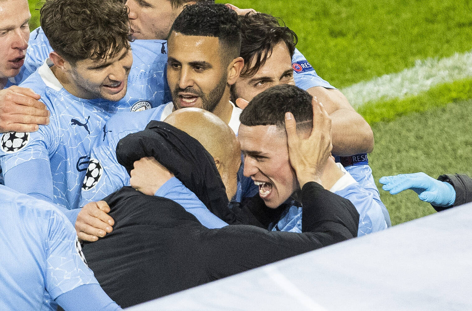 Phil Foden: Pep Guardiola's prodigy becoming one of the world's most exciting talents